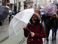 AFET KOORDINASYON MERKEZI - AKOM uyardı, fırtına ve sağanak geliyor