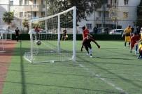 RAMAZAN AKSOY - Aliağaspor Deplasmanda Rahat Kazandı