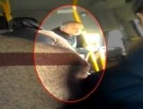 KÜÇÜK ÇOCUK - Ankara'da dolmuş şoförü terörü