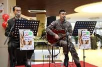 AMASYA VALİSİ - Askerlerden Kadına Şiddet Karşıtı Konser