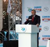 Bakan Eroğlu, Kızlaryolu Barajının Temel Atma Törenine Katıldı