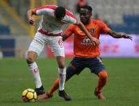 MEDİPOL BAŞAKŞEHİR - Başakşehir 4 - 1 Antalyaspor