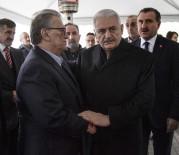 TAZİYE ZİYARETİ - Başbakan Binali Yıldırım'dan, Mesut Yılmaz'a taziye ziyareti
