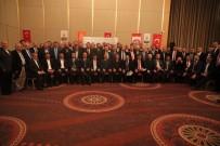 MAHMUT KAÇAR - Başkan Çiftçi İstanbul'daki İş Adamlarıyla Bir Araya Geldi