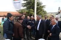YUSUF ZIYA GÜNAYDıN - Başkan Günaydın'dan Köy Buluşmaları
