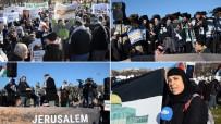 ORTODOKS - Beyaz Saray'ın Çevresinde Trump'a Kudüs Tepkisi