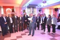MEHMET KARAHAN - CHP Altıeylül İlçe Başkanı Haydar Çuhadar Oldu