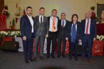 MEHTAP - CHP Karesi İlçe Başkanı Dilek Yalçın Oldu