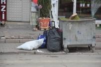 SARAYBOSNA - Çöpe Atılan Elbise Dolu Valiz Paniğe Neden Oldu