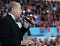 ERMENEK - Cumhurbaşkanı Erdoğan: Afrin'i teröristlerden temizleyeceğiz