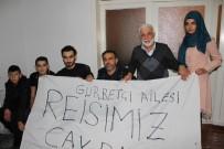 ŞEB-İ ARUS - Cumhurbaşkanı Erdoğan, gurbetçi aileyi evinde ziyaret etti