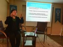 GAYRİ AHLAKİ - Eğitimci-Şair Şen Açıklaması 'Modern İnsan Medyaın Hem Tutkunu Hem Tutsağı'