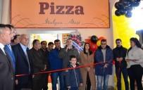 SAHILKENT - Erciş'te İş Yerleri Açılışı