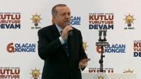 KARAMANOĞLU MEHMETBEY ÜNIVERSITESI - Erdoğan'dan 'Tefrika' Uyarısı