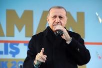 MUSTAFA YAŞAR - Erdoğan'dan Terörle Mücadelede Kararlılık Mesajı