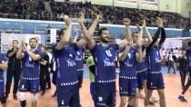 AKIF ÜSTÜNDAĞ - Erkekler Kupa Voley Şampiyonu Halkbank, Kupasını Aldı