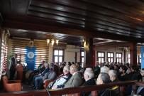 OSMANGAZİ ÜNİVERSİTESİ - Eskişehir Türk Ocağı'nda 'Ortadoğu, Selefilik, İslam' Konulu Konferans