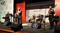 DOKU NAKLİ - Grup Ayda1 OMÜ Konseriyle Nakil Bekleyenlerin Sesi Oldu