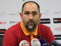 İGOR TUDOR - Igor Tudor: Galatasaray kaybedince hedef hoca gösteriliyor