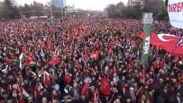 MUSTAFA APAYDIN - 'Kudüs'e Özgürlük, İnsanlığa Barış' Mitingi Başladı