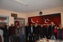 AHMET TURAN - MHP Suşehri İlçe Teşkilatından ABD'ye Tepki
