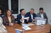 EGE BÖLGESI - Nazilli AK Parti'de Temayül Yoklaması Tamamlandı, Gözler Ankara'da