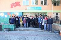 Niğde Belediye Başkanı Özkan'dan Engellilerin Okullarına Ziyaret