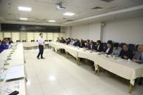 İŞ SAĞLIĞI VE GÜVENLİĞİ - Sultanbeyli'de İş Sağlığı Ve Güvenliği Eğitimi