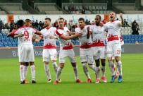 GÖKHAN İNLER - Süper Lig Açıklaması Medipol Başakşehir Açıklaması 0 - Antalyaspor Açıklaması 1 (İlk Yarı)