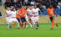 KERİM FREİ - Süper Lig Açıklaması Medipol Başakşehir Açıklaması  4 - Antalyaspor Açıklaması 1 (Maç Sonucu)