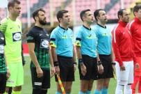 METE KALKAVAN - Süper Lig Açıklaması T.M. Akhisarspor Açıklaması 0 - Kayserispor Açıklaması 1 (İlk Yarı)