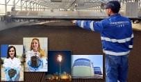 ELEKTRİKLİ OTOBÜS - Temiz Bir İzmir İçin Örnek Çevre Yatırımları