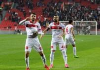 GÜRBULAK - TFF 1. Lig Açıklaması Samsunspor Açıklaması 2 - Giresunspor Açıklaması 1