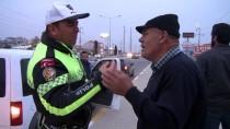HASAN KARAMAN - Torununa Otomobil Kullandıran Dedeye Ceza