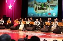 CEMAL REŞİT REY - 'Türkü Ve Oyunlarla Üç Kardeş Şehir' Gecesine Yoğun İlgi