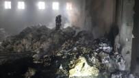 ESKIHISAR - Üstüpü Fabrikasında Yangın
