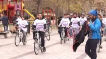 EDIRNEKAPı - 'Uyuşturucuya Hayır' Demek İçin Pedal Çevirdiler