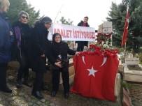 METİN FEYZİOĞLU - Yarbay Ali Tatar Ölümünün 8. Yılında Anıldı