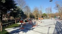 YASSıÖREN - Yassıören Meydan Düzenleme Çalışması Devam Ediyor