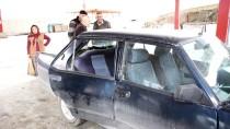 GÖKTEPE - Yığılca'da Dört Araç Tahrip Edildi