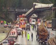 YOLCU TRENİ - ABD'deki Tren Kazası Açıklaması 6 Ölü, 80 Yaralı