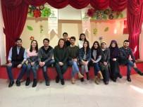 YILDIRIM DÜŞMESİ - AÇÜ'den Arhavi'de Selde Zarar Gören Okula Yardım Eli