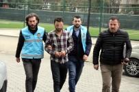 SİVİL POLİS - Adliye Bahçesine Düşen Kurşunla İlgili Bir Kişi Yakalandı