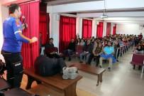 KORUYUCU AİLE - AFAD Ve Türkuaz Doğa Sporları Arama Kurtarma Derneği Öğrencileri Bilgilendirdi
