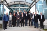 MEHMET GELDİ - AK Parti'den Belediye Çalışmalarına İnceleme