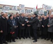 İSTANBUL İL BAŞKANLIĞI - AK Parti İl Başkanı Temurci Açıklaması 'Biz Gerektiği Zaman Konuşmayı Kendilerine İlke Edinen İnsanlarız'