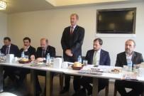 CÜNEYT YÜKSEL - AK Parti Süleymanpaşa İlçe Başkanlığı Yeni Görev Dağılımını Yaptı