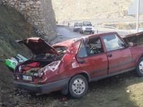 ALİ COŞKUN - Akçadağ'da Feci Kaza Açıklaması 1 Ölü, 3 Yaralı