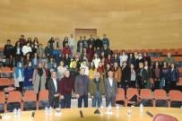 MEHMET DOĞAN - Akhisar'da Edebiyat Ve Sanat Üzerine Söyleşi
