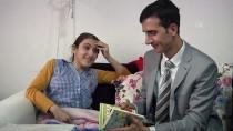 MEHMET KARA - Artvin Valisi Doğanay'dan Engelli Kıza Yardım Eli